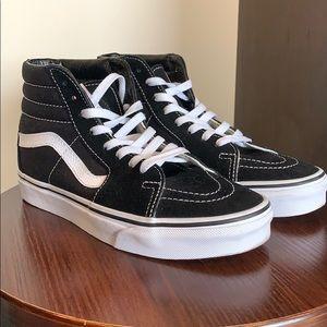 COPY - Vans Black High-tops